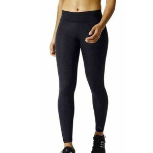 Adidas Climalite Ultimate Fit Black Leggings